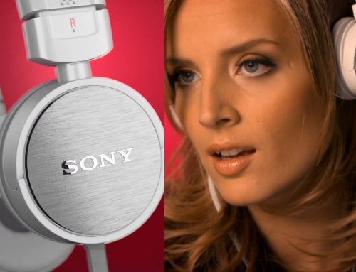 Sony – Fashion Headphones