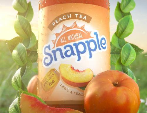 Snapple-Taste Campaign